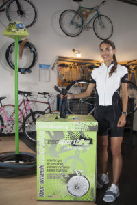 Lisa Migliorini per esosoport bike